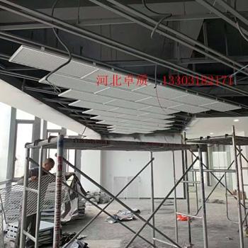 吊顶铝板拉伸网