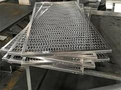 框架铝拉网
